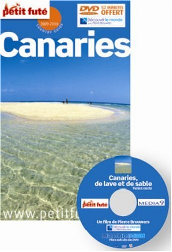 Petit Futé Canaries (1DVD)