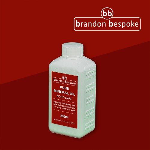 Pures Mineralöl, 250 ml, lebensmittelecht