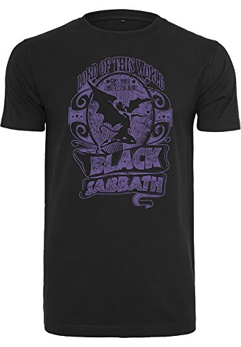 Mister Tee Uomo Maglieria / T-shirt Black Sabbath LOTW