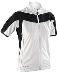 Spiro - Haut polaire de cyclisme à fermeture zippée - Femme