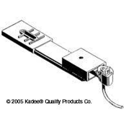 HO AHM/Rivarossi Conversion Coupler, 4-Wheel by 'Kadee Qualtiy Products, CO.'