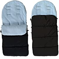 Conveniente para el footmuff caliente del invierno carro de bebé bebé niño dormir saco cómodo footmuff