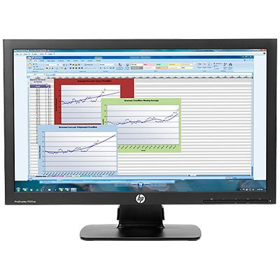 HP ProDisplay P222va 21.5-Inch LED Monitor  - Black (1920 x 1080, 250 cd/m2, 3000:1, 8 ms)
