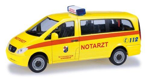 Herpa 700511 - Mercedes-Benz Vito Bus Bundeswehrkrankenhaus Koblenz