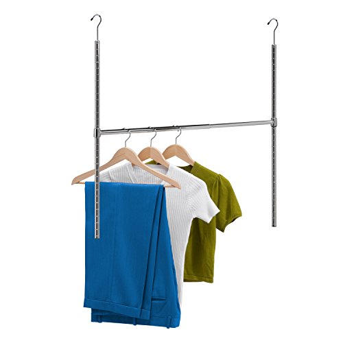 honey-can-do-hng-01816-adjustable-hanging-closet-rod-metal-chrome