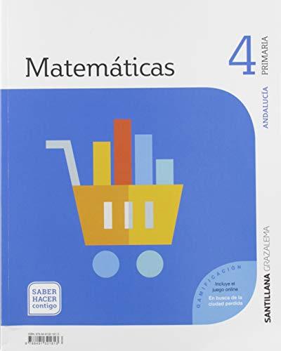 MATEMATICAS 4 PRIMARIA SABER HACER CONTIGO