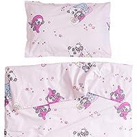 0477609d9b01f Panda et ses amis - Pati Chou 100% Coton Linge de lit pour bébé