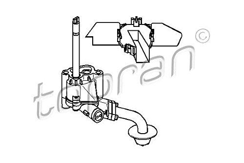 TOPRAN 100 310 Pompe à huile
