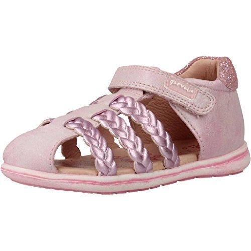 GARVALIN Zapatos De Cordones Para NIÏ¿½a. Color Rosa Marca Modelo Zapatos De Cordones Para NIÏ U420 PNV Rosa (Cordones Para Zapatos)