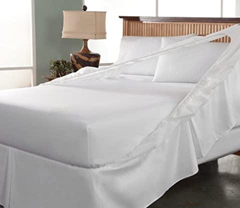 Tailor Fit Easy on Easy off Bedskirt