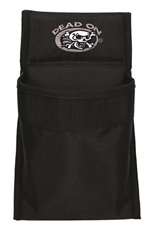 Dead On DO-BBAG Butt Bag Single Pouch Nail and Tool Bag Color, Black by Dead On Tools - Nail Pouch