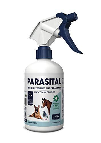Zotal Parasital Spray Antiparassitario Esterno per Cani