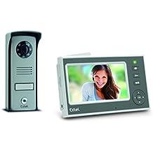 CFIEX Extel 720290Mini portero automático con vídeo inalámbrico