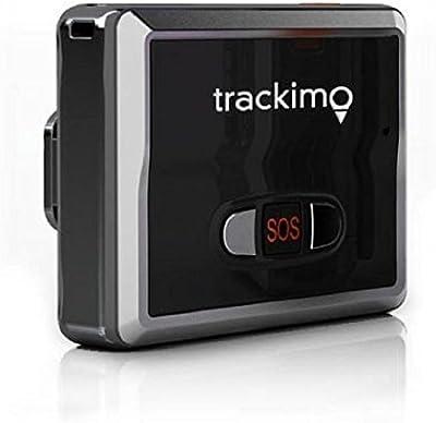 Trackimo TRKM002-00108 - Rastreador GPS portátil