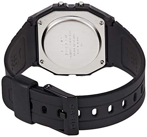Casio Collection – Unisex-Armbanduhr mit Digital-Display - 2