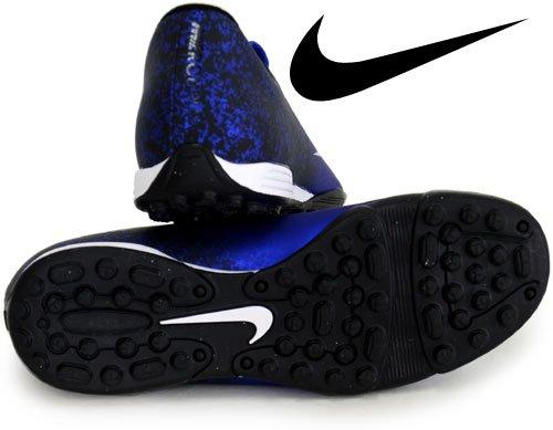 Nike Mercurial Vortex II CR TF, Chaussures de Football Compétition Homme Bleu - Azul (Azul (Dp Ryl Bl/Mtllc Slvr-Rcr Bl-Bl))