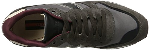 LLOYD Herren Eastman Sneaker Grau (Grey/Blue)