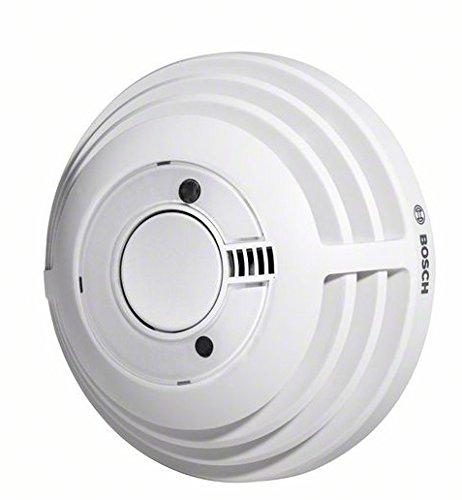 Bosch Rauchmelder Ferion 5000 OW (VdS, 2x Batterien, Funkverbindung, Batterie-Lebensdauer 10 Jahre)