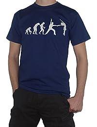 Ballroom Dancing T-Shirt Evolution of Man