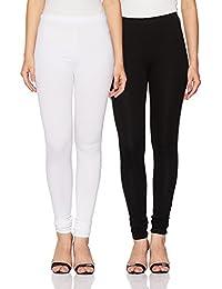 Amazon Brand- Myx Women's legging Bottom (Pack of 2)
