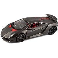 Bburago - Lamborghini Sesto Elemento, color gris (18-21061)