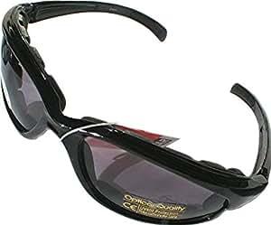 Bobster USA - FAT BOY - Biker - Sonnenbrille photochromatisch (selbsttönend Stufe2)