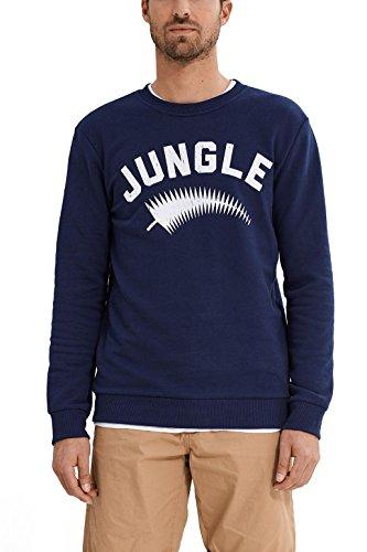 ESPRIT Herren Sweatshirt Blau (Navy 400)