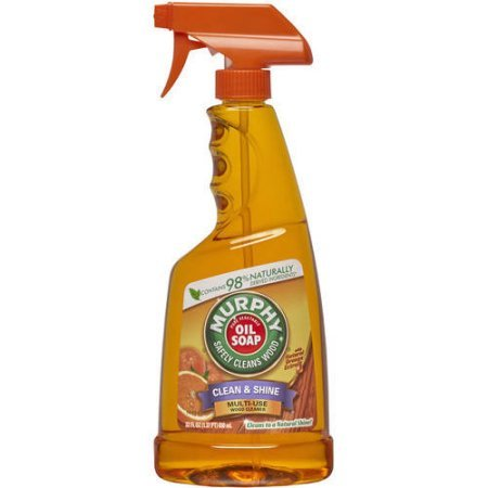 Murphy Oil Soap Multi-Use Wood Cleaner with Orange Oil by Murphy Oil Soap