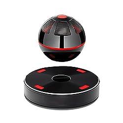 Denshine Moxo Wiederaufladbarer tragbarer Lautsprecher, magnetisch schwebend, Bass, Bluetooth, kabellos