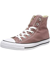 Converse Unisex Adults' CTAS Hi-Top Trainers, Grey