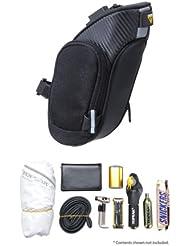 Topeak 15002026 - Bolsa para sillín de bicicletas ( bolsa para sillín ), color negro