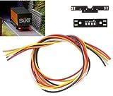 Faller H0 FA Car System Dig. Bel-Kit LKW MB SK