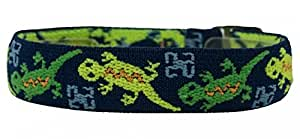 Replacement Watch Strap Drawstring Elastic Band Children Textile Band 16mm Dark Blue Color Design Fits Timex T72881