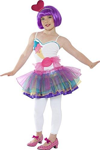 Imagen de genéricos  353055  disfraz california girl estrella del pop  7 a 9 años