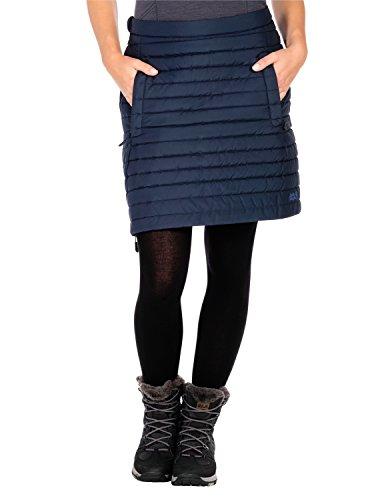 Jack Wolfskin Damen ICEGUARD Skirt Rock, Night Blue, L