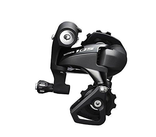 Shimano 105 RD-5800-L Schaltwerk 11-fach schwarz Ausführung kuerzer Käfig 2016 Mountainbike