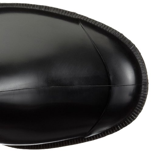 Spirale Anton KNIELAARS Unisex-Erwachsene Langschaft Gummistiefel Schwarz (schwarz (zwart) 00)