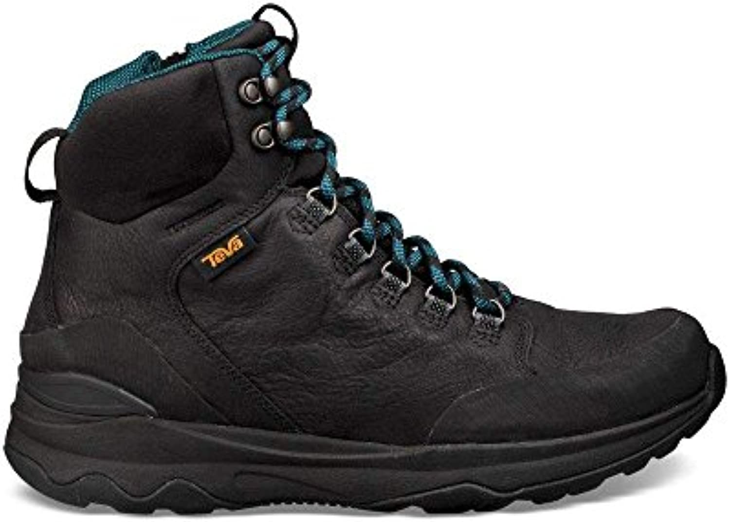 Teva Arrowood Utility Tall Tall Tall avvio Men's Hiking 8 nero | Conveniente