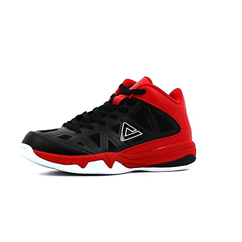 Peak ,  Scarpe da basket uomo, nero (nero), 45
