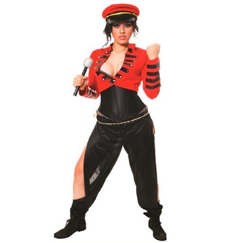 Damen Popstar Richter Abendkleidkostüm Outfit wie Cheryl Cole x Faktor Frauen