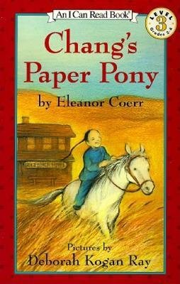 By Coerr, Eleanor ( Author ) [ Changs Paper Pony (Harper Trophy) By Feb-2002 Paperback