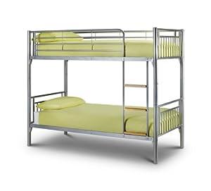 Julian Bowen Atlas Single Bunk Bed