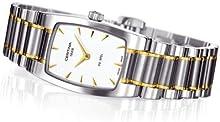 Comprar Certina  C012.109.22.031.00 - Reloj de cuarzo para mujer, con correa de acero inoxidable, color bicolor