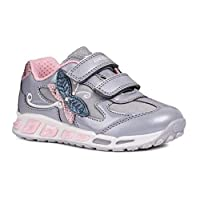 Geox J Shuttle Girl a Low-Top Sneakers