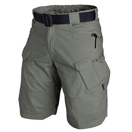 Helikon-Tex Urban Tactical Shorts® 11'' - Polycotton Ripstop - Olive Drap -