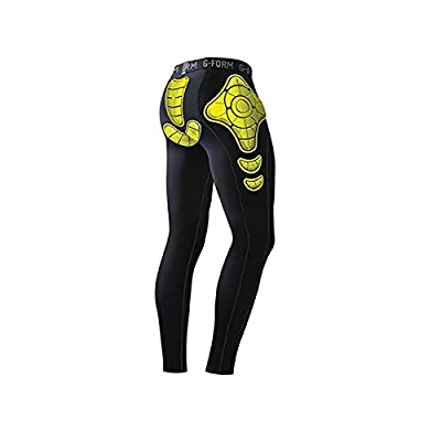 G-Form Pro-G Pants Thermal Iconic Yellow L