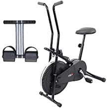 Lifeline Exercise Cycle 102 for Weight Loss at Home | Bonus Tummy Trimmer for Stomach Exercise