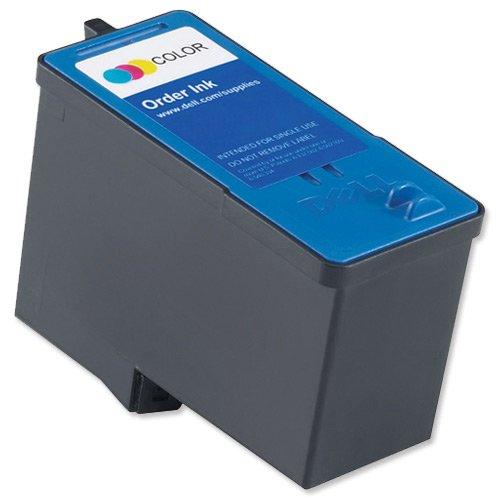 Dell M4646 Tintenpatrone für Tintenstrahldrucker mit hoher Kapazität Farbe (M4646 Dell Farbe)