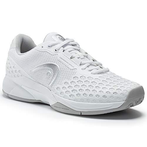 HEAD Revolt Pro 3.0 Women WHGR Größe 6.5 Weiß (weiß) - Womens Lo Pro Schuhe