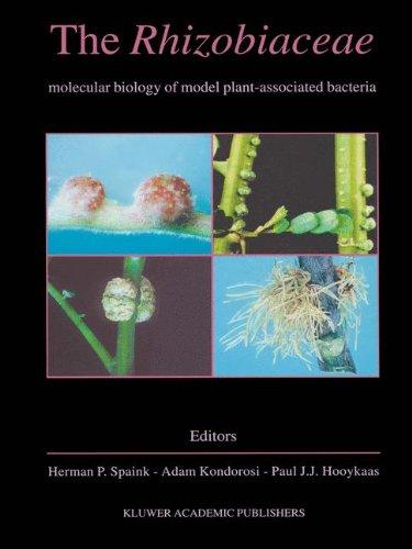 The Rhizobiaceae: Molecular Biology of Model Plant-Associated Bacteria